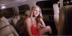 Blonde Teen Lilly Sapphire free fuck for a free ride