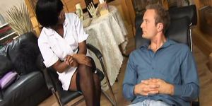 Ebony doctor