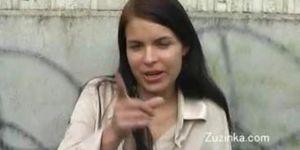 Zuzinka Interview
