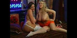 In Bed with Danni Ashe - Nadine Jansen