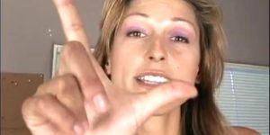Mollie searches Losers room - POV Humiliation