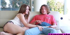 Delilah Blue Wants Her Teen Cunt Creamed With Hot Cum