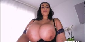 Anastasia Lux is bbw with giant boobs and huge butt