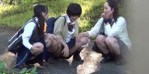 Kinky japanese hos piss