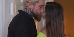 French housewife got cunt licked and fucked