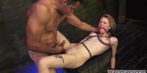 Helpless Teenager Lily Dixon