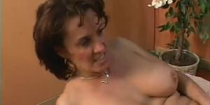 Cytherea and a Mature Women
