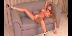 Happy nude rear