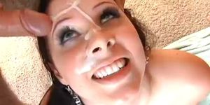 Gianna Michaels - Bukkake