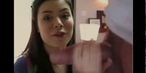 Can not miranda cosgrove handjob your place