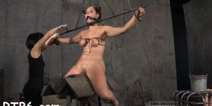 Tormented Slave Is Giving Master