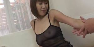 Fine ass slut Jun Kusanagi in gangbang part6