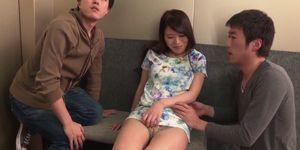 Nana Nakamura acts naughty
