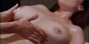 Celeb mimi rogers big bare breasts getting massaged in