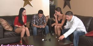 Sex game group fuck