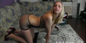 Teen Couple Home Video