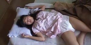 ABDL Diaper Girl Messy Diaper Change 1