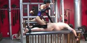 punishment for the slave