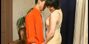 Mature Older Woman with Younger Lover 09