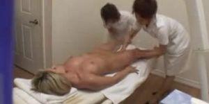 Free porn marlie moore massage