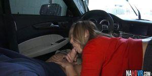 Car Wash Fuck Julia Ann