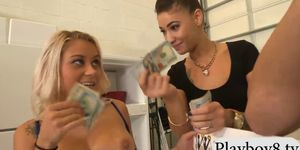 Czech Girl Flashing Tits Adult Galery