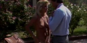 vintage - peter north fucks two hot chicks
