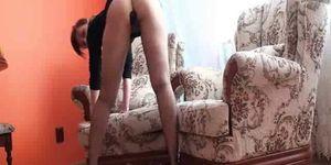 Horny mature MILF
