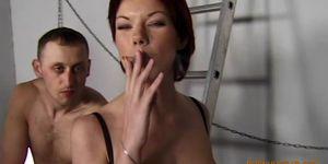 Sexy horny massage