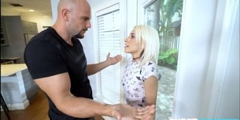 Hime Marie gets horny with stepdad and fucks