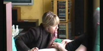 French blowjob swallow