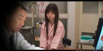 Japanese girl check up #10