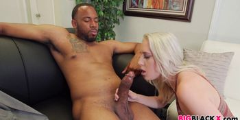 Cadence Lux Has Dreams Of Black Cock