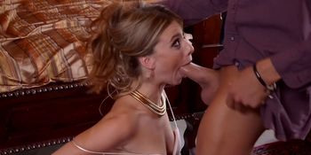 Big Cock Dude Had Sex With Teen Gf And Stepmom