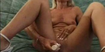 French Shaved Blonde Granny Pt8 Empflix Porn Videos