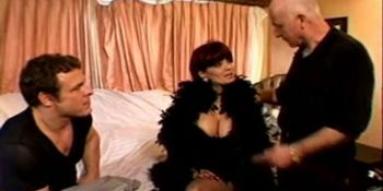 Watching His Old Wife Exploited By 3 Hard Cocks F70 Empflix Porn