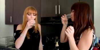 2 Blonds Schoolgirl Sharing The Boyfriend F70 Empflix Porn Videos