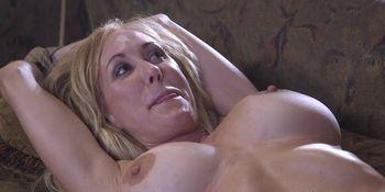 Awarded big tits blonde Milf Brandi Love