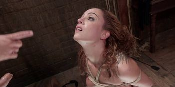 slave trainee whipped and caned
