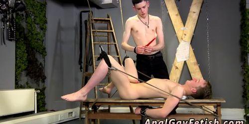 Schwule Sex-Slave-Ausbildung