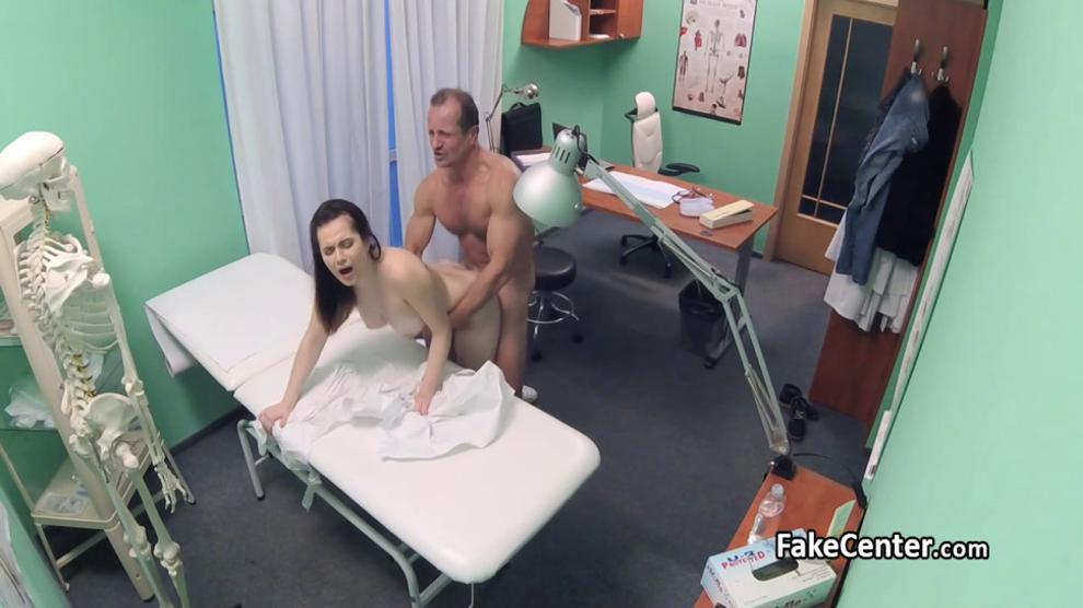 Doctor Fucks Patient Anal