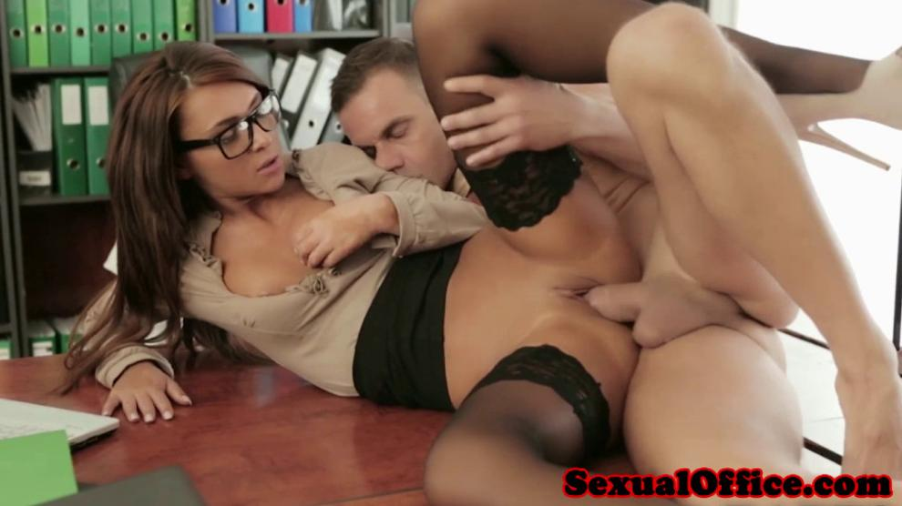 Office sex, office girls and sexy secretaries