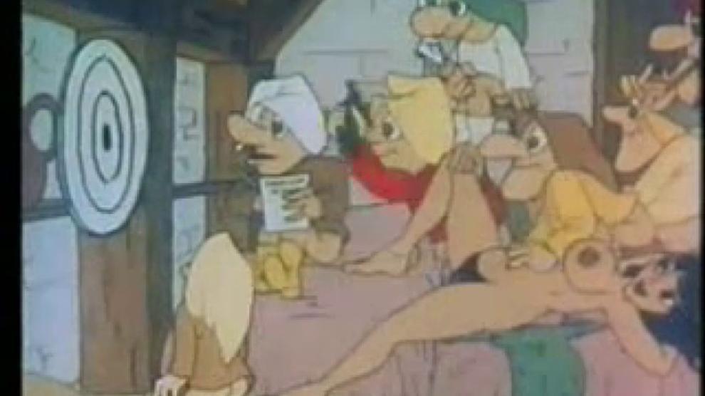 Sieben Zwerge Porno
