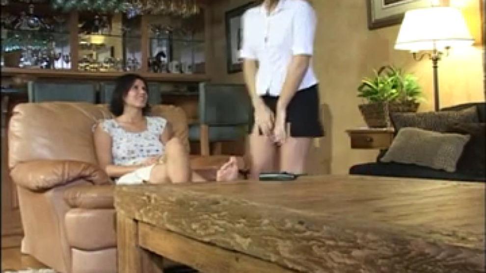 Lesbian Sister Feet Worship