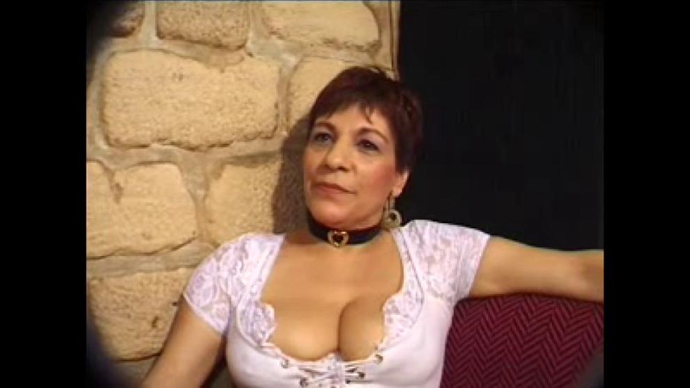 Mature Small Tits Anal French
