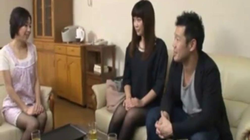 Japanese Mother Loves Son