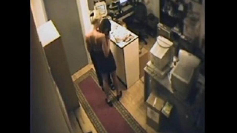 Lesbian Secretary Caught By Security Porn Videos