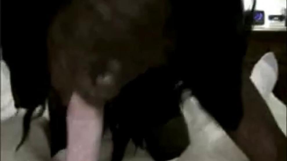 Ebony Girl Tied Up Fucked