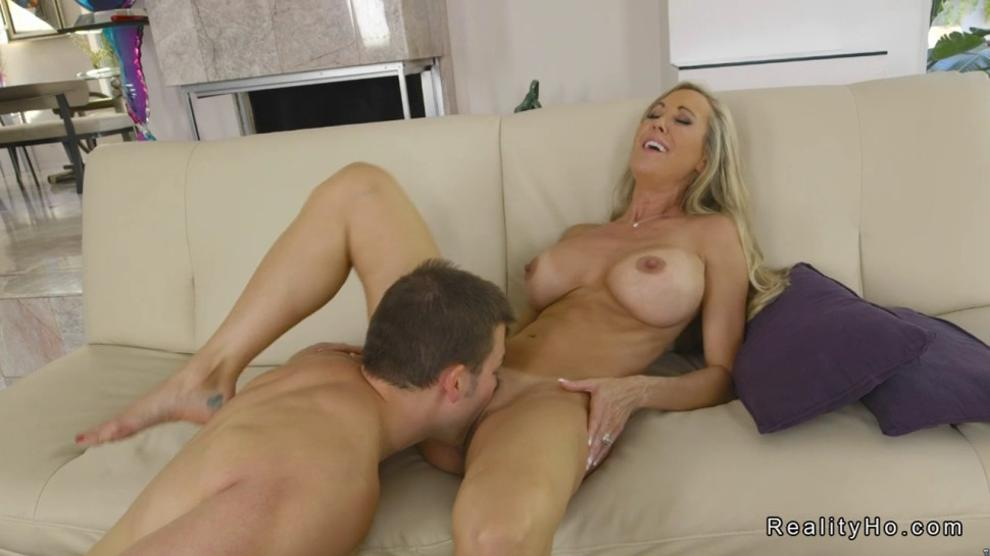 Super Hot Mom Fucks Son