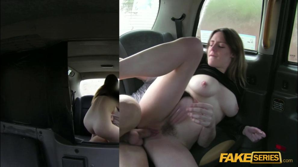 Rich Bitch Got Upset About Her Husband And Fucked Hard With Cab Driver